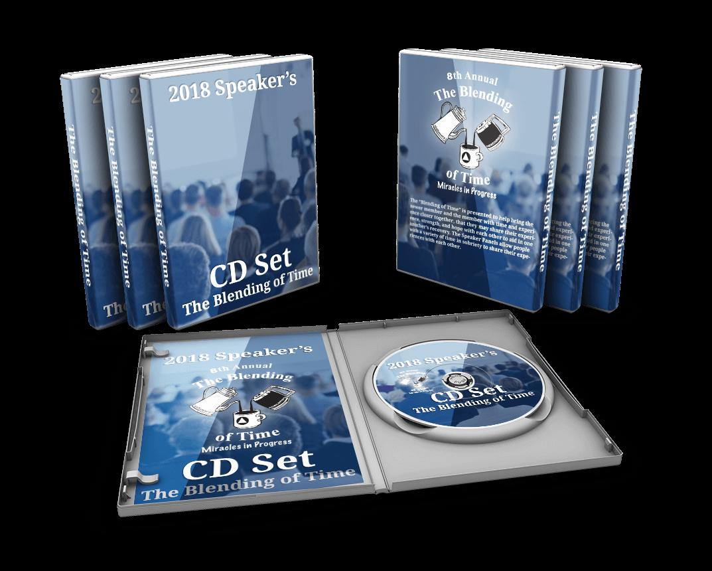 CD Set Speaker\'s 2018