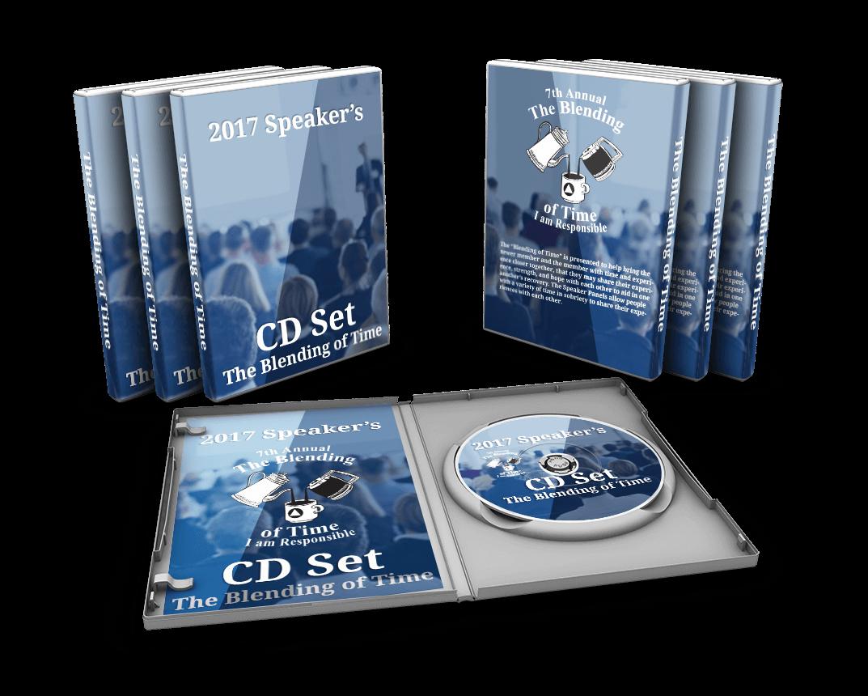CD Set Speaker\'s 2017